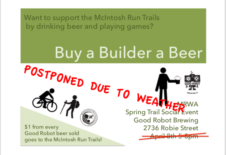 Buy a Builder a Beer Event