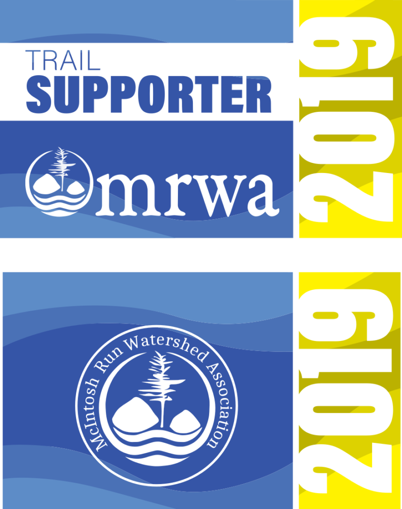 MRWA 2019 Trail Pass, front/rear