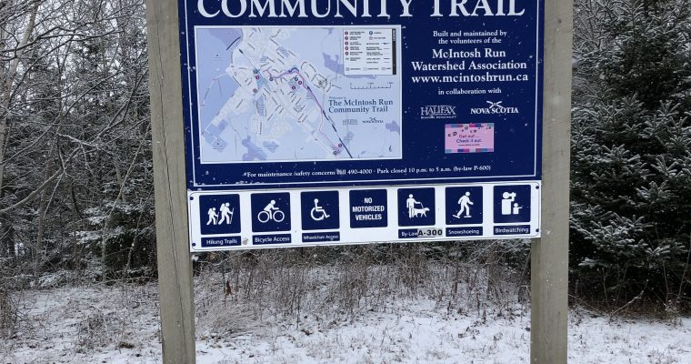 Community Trail Open